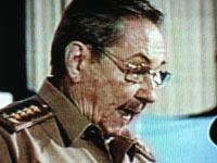 Raúl Castro, 1ro de enero de2009